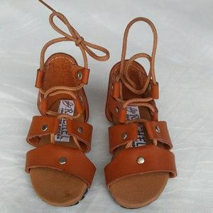 Other - New Toddlers Tan Color Sandals